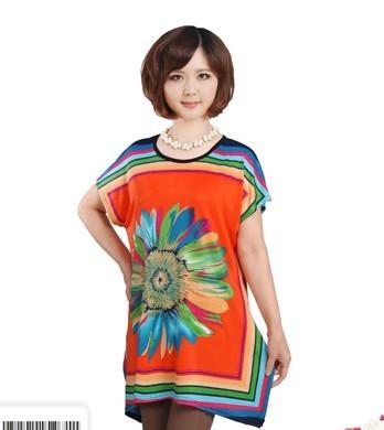 广州服装批发市场便宜中老年服装清仓沙河中老年t恤批发