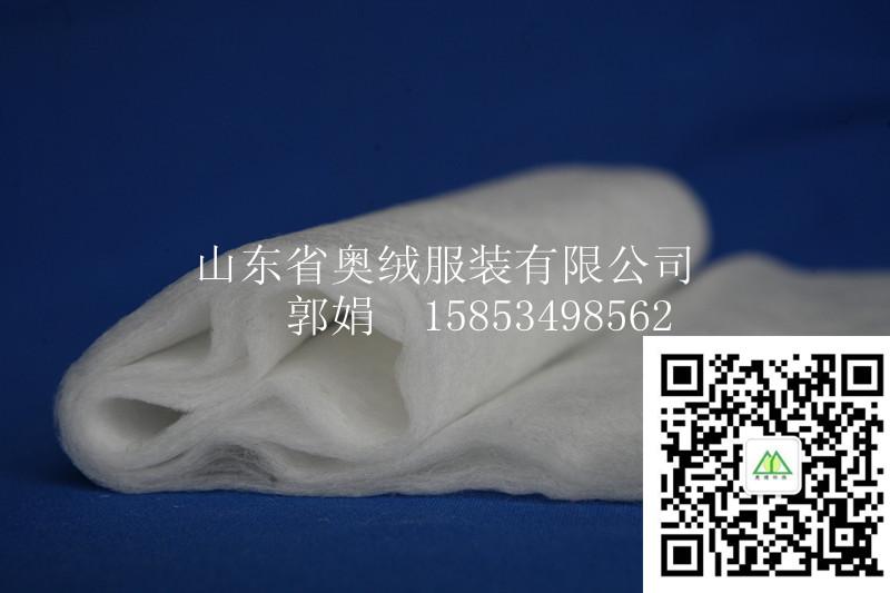 手塞棉竹纤维棉杜邦生物绒羽绒棉蚕丝棉