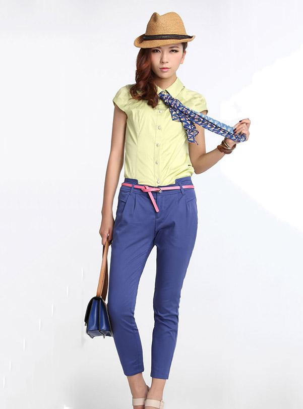 【艾秀雅轩品牌折扣女装】2014新款夏装隆重面市,款式不容错 过