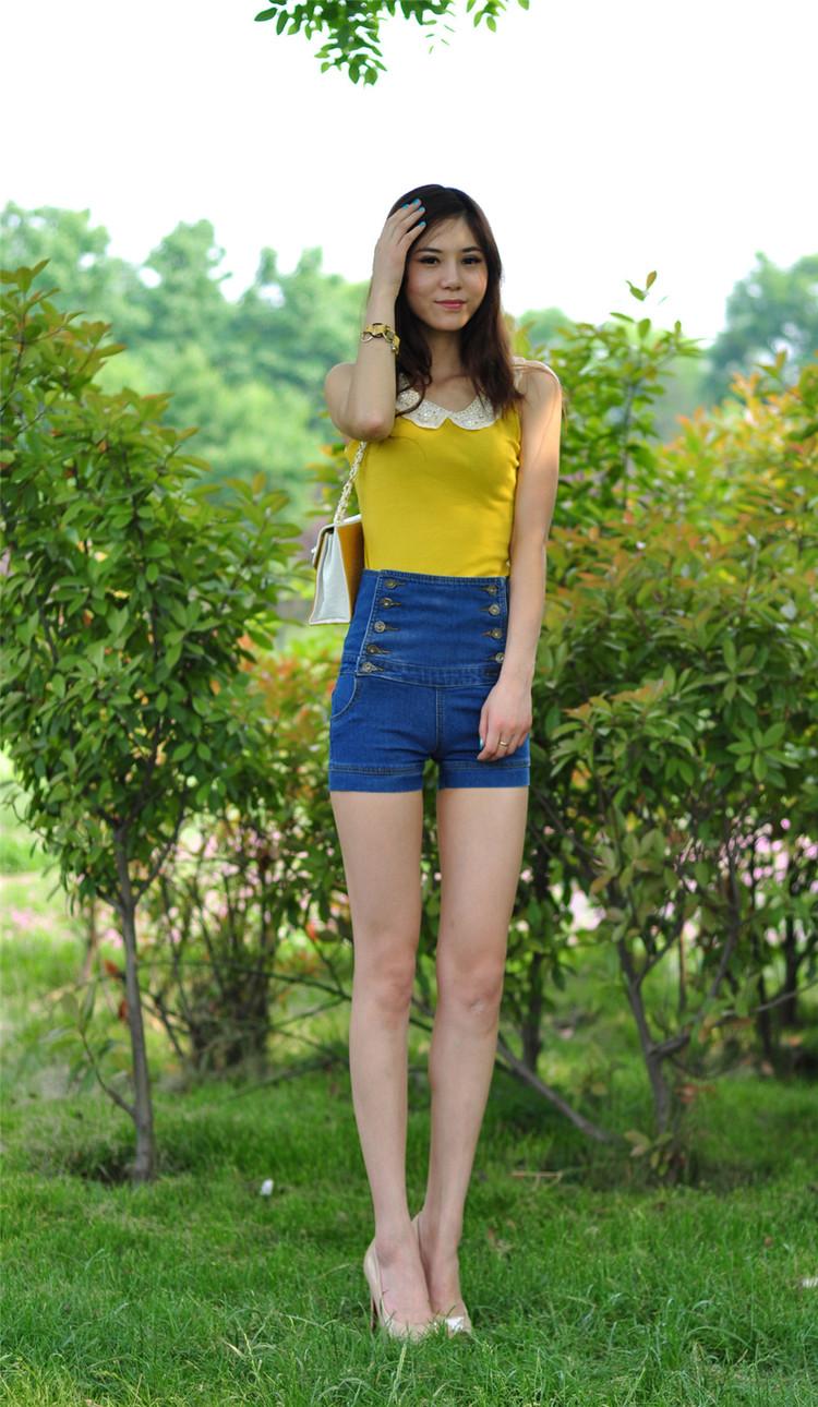 第一手货源苏州宿州厂家直销夏季特价韩版流行牛仔裤批发