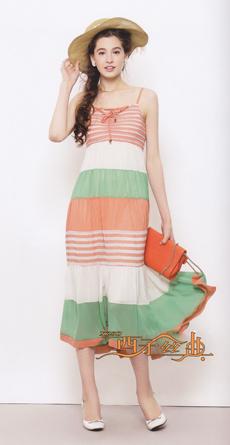 【西子丝典】服饰 集众多风格,女人的风景线