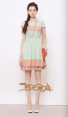 满足女性对美的需求【西子丝典】品牌女装店引领时尚