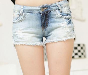 短款的长款的最便宜牛仔裤批发无限购最畅销短裤批发