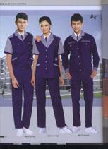 夏装工作服,广州工作服定做的特殊意义