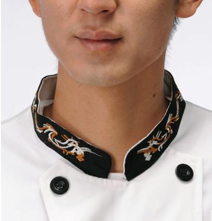 厨师服 成都厨师服定做 批发 生产 厂家 成都庞哲服饰