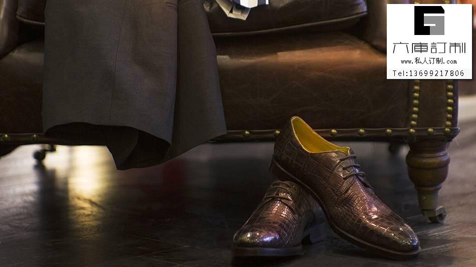 六库手工定制皮鞋