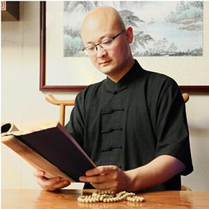 中国风棉麻老粗布男士中式短袖唐装批发