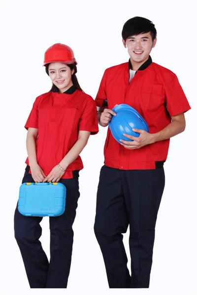 广州工作服,番禺区工作服的实用性:
