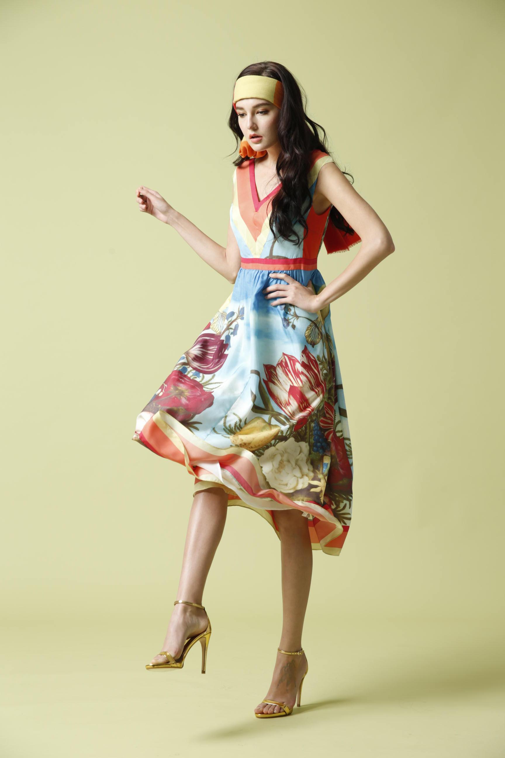 贝尔尼尼BERNINI 台湾高级女装 14春夏二波上市 代理招商加盟