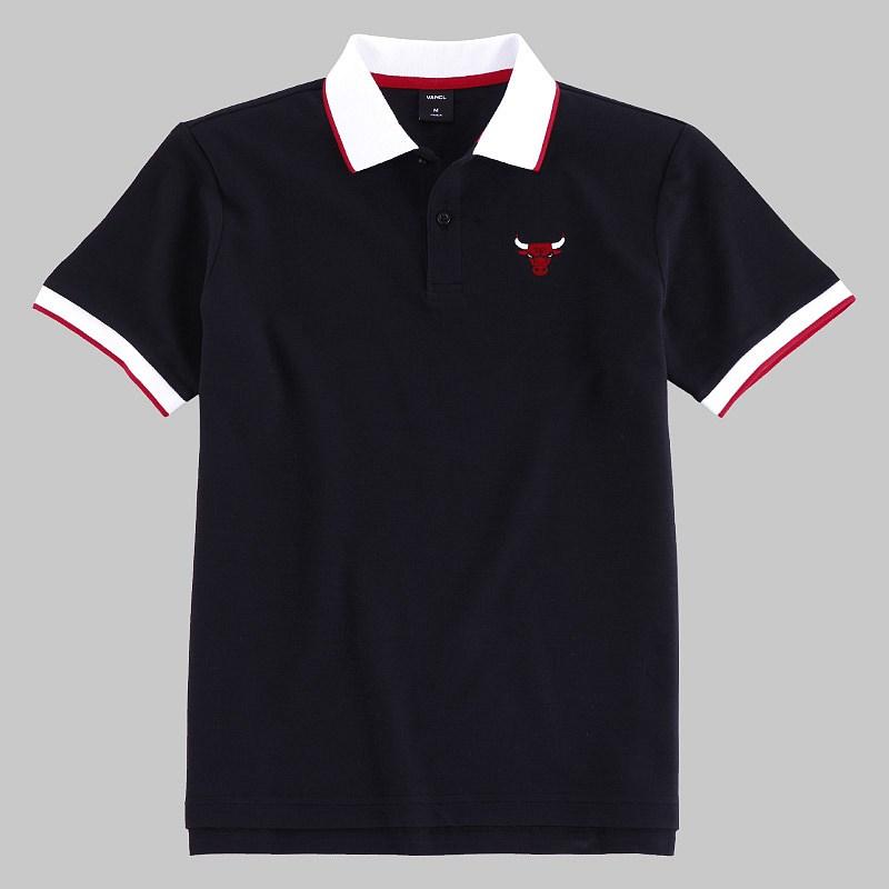 上海厂家专业定做polo衫 圆领衫订做 翻领纯棉T恤衫、