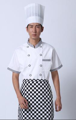 成都厨师服定做 厨师服批发 厨师帽配套 庞哲服装厂