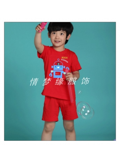 9.5一套厂家直销大量批发新款时尚童装套装
