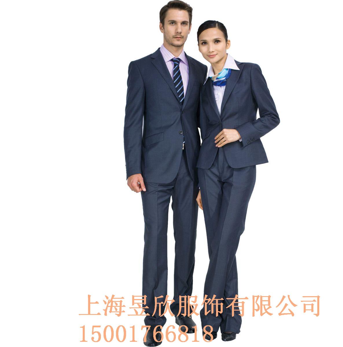 上海定做酒店服务工作服订做上海高级酒店服装