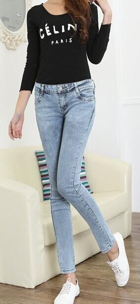 厂家直销最便宜牛仔裤批发 库存牛仔裤批发尾货牛仔