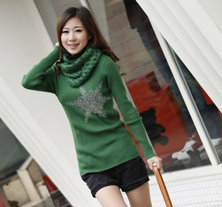 北京冬季毛衣批发新款冬季毛衣批发厂家冬季毛衣女装报价