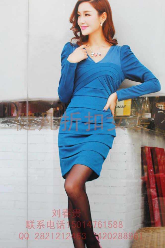 品牌服装批发,折扣女装,库存女装货源