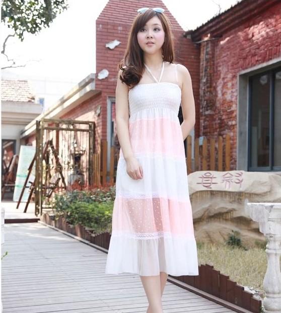 便宜韩版t恤武汉汉正街雪纺连衣裙低价批发库存韩版