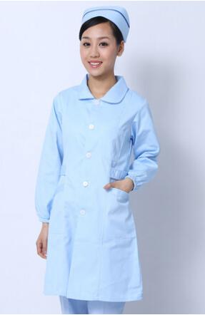 四川成都护士服 短袖护士服 护士服定做 庞哲服装厂