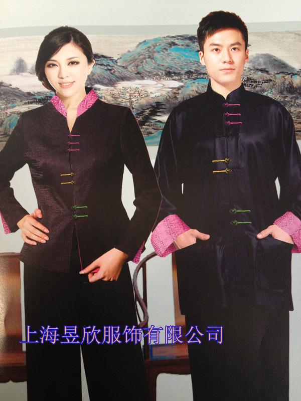 上海酒店服装订做供应上海酒店服务员服装订做