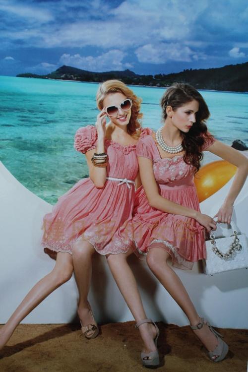 精品时尚专柜品牌女装一折供货大码韩版女装厂家拿货健凡库存尾货一手货源
