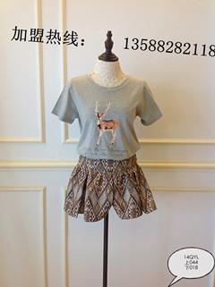 迪薇娜品牌女装招商加盟