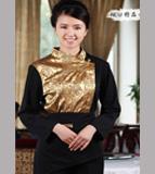 如何判断酒店工作服是正品还是仿品?天津厂家生产定做正品酒店工作服