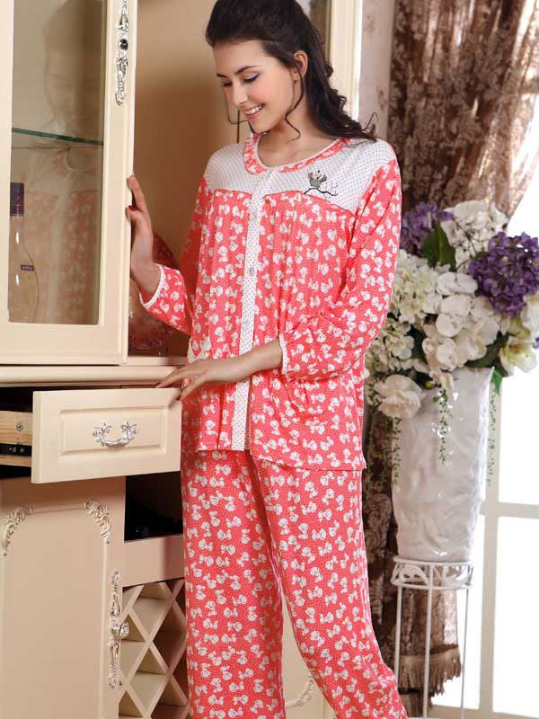 睡衣批发便宜睡衣货源哪里有
