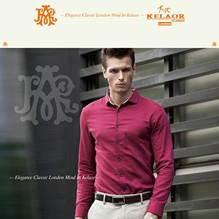 国际时尚男装品牌KELAOR(克劳拉尔)加盟条件