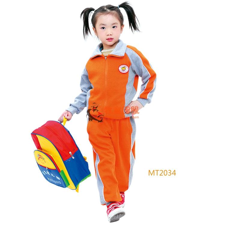 幼儿园春秋园服MT2034-幼儿园服装定做