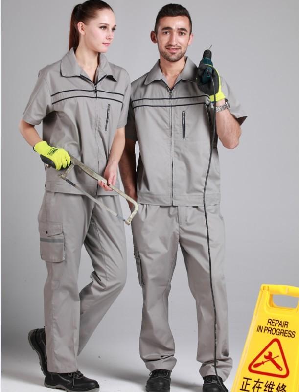 耐阻燃工作服的介绍和应用材料,工作服定制