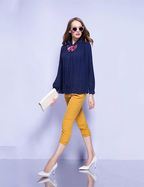 折扣是一种趋势,时尚艾秀雅轩精品折扣女装零加盟