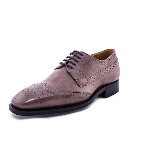 六库手工定制皮鞋:麂皮皮鞋款的保养