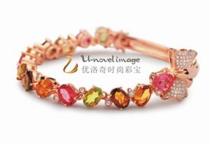 优洛奇:中国彩宝领先品牌
