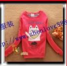韩版纯棉秋装卫衣厂家一手货源低价上市批发