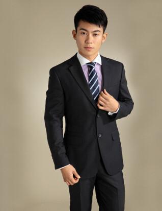 上海西服定制樱花洋服男士商务西服套装