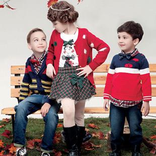 卓维乐童装英伦时尚引导者-2014秋冬新品上市,欢迎订货