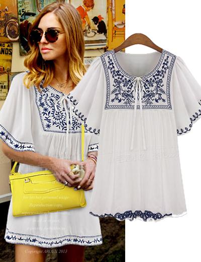 2014夏季服装流行趋势