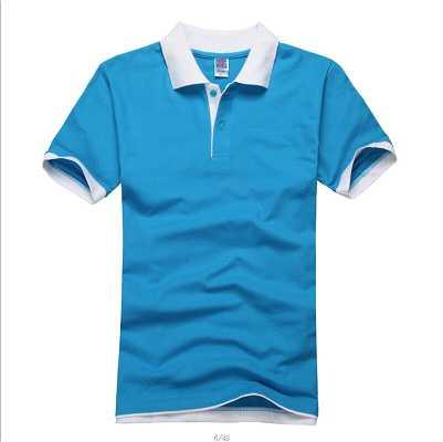 广州翻领和圆领T恤衫定做详细介绍