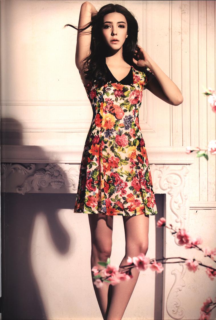 高端 女性/满足女性对美的需求【西子丝典】折扣女装引领时尚