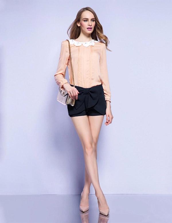 时尚创意的【艾秀雅轩品牌折扣女装】2014秋装新款上市  让你感受专业的搭配!