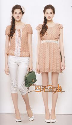 西子丝典折扣女装追求完美并且思想独立的现代女性之首选品牌!