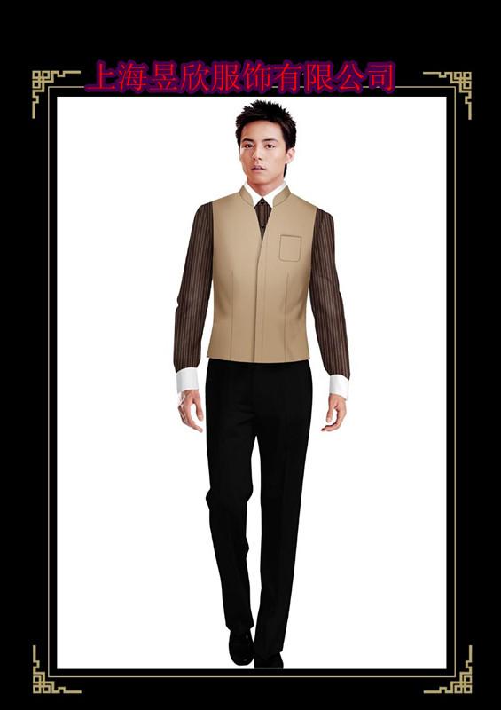 上海订做酒店服务员制服