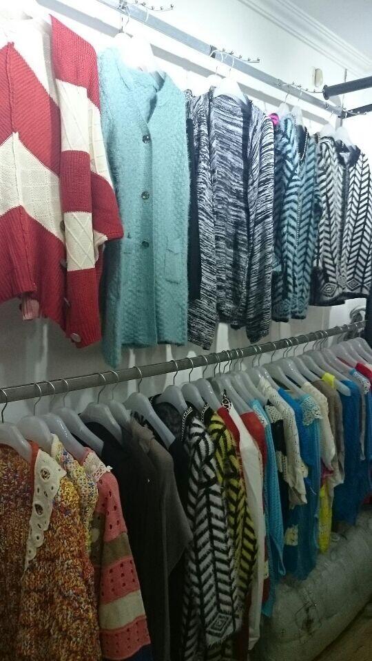 外贸原单品种服装批发