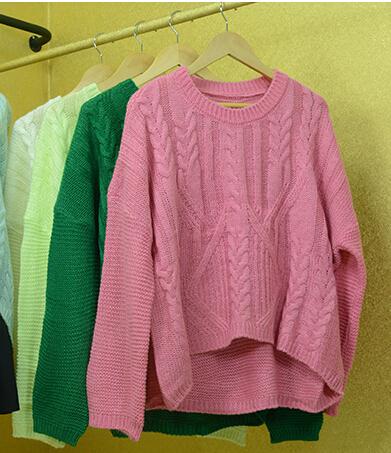 北京便宜外贸库存男女长袖体恤毛衣外贸开衫时装毛衣批发