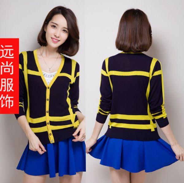 厂家直销云南大理便宜的假两件毛衣羊毛衫批发