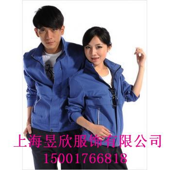 冬季棉衣工作服订做