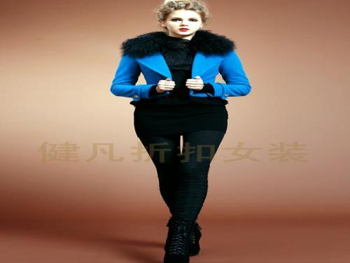 时尚女装品牌库存剪标货低价处理
