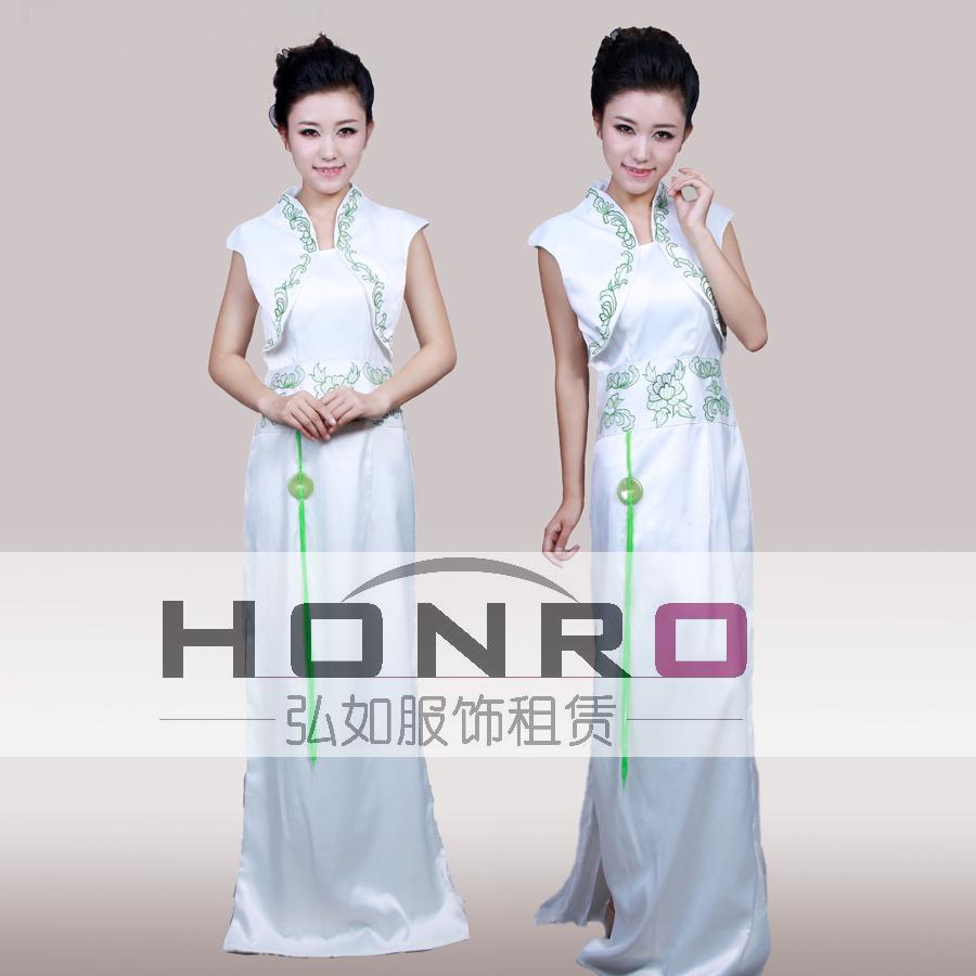 旗袍定做上海服装租赁
