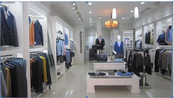 如何做好陈列促销增加男装加盟店收益