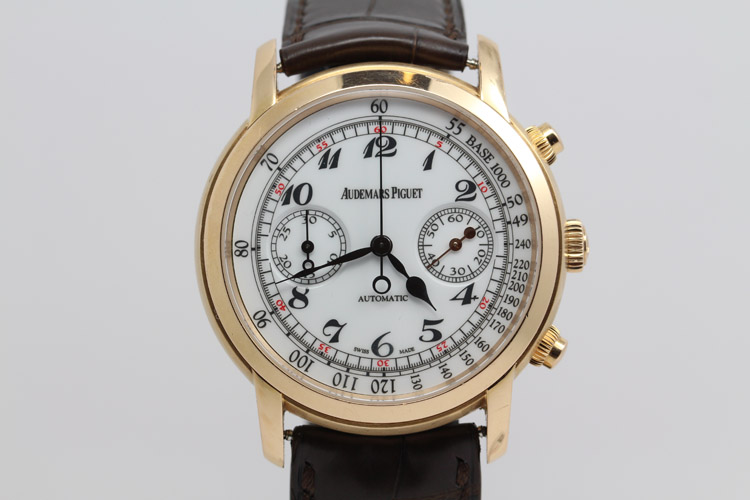 上海爱彼手表回收